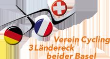 Verein Cycling 3 Ländereck beider Basel Logo
